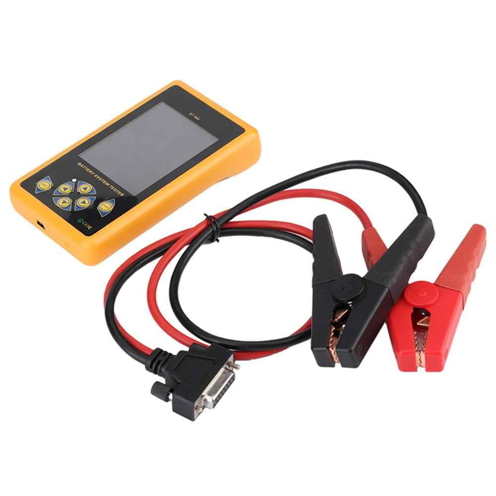 Car Battery Tester 4 Inch TFT Colorful Display Car Battery Tester ...