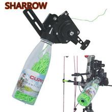 Archery Bow Fishing Reel Bowfishing Shooting Kit ABS Tools For  Outdoor Camping Accessories
