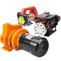 12V/24v DC diesel/fueling/pumping pump Self priming pump Diesel oil suction unit High power diesel pumping unit