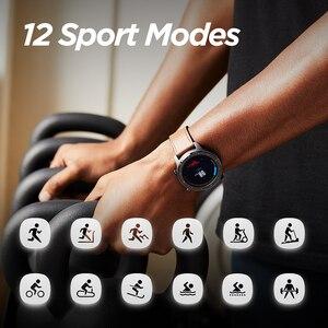 Image 4 - Huami amazfit gtr 47 ミリメートルgpsスマートウォッチの男性 5ATM防水スマートウォッチ 24 日バッテリーamoledスクリーン 12 スポーツモード