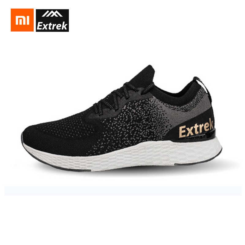 Xiaomi COOLMAX Women/Men Running Sneakers Flying Woven Sports Shoes Light Mesh Breathable Quick-drying Lovers shoes Smart Home