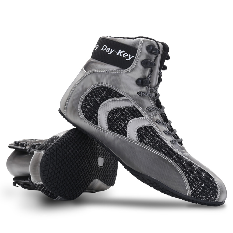 Mr nut Wrestling Shoes for Freestyle Wrestling Boxing Shoes boots Powerlifting Weightlifting Shoes for Athletic