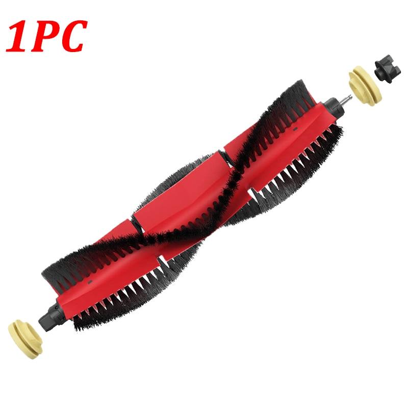 1PC Detachable Main Roller Brush For Xiaomi For Roborock S50 S55 T4 T6 MI Robot Vacuum Cleaner Replacement Parts Accessories