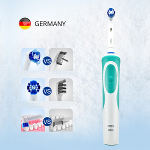 Image 5 - Oral b 電動歯ブラシ 2D クリーン回転歯ブラシ充電式歯ブラシ歯 dual clean ブラシ