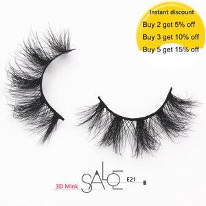Mink Eyelashes 3D Mink Lashes