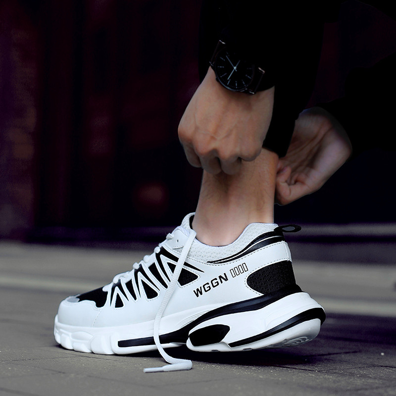 Multicolour Classic Sneakers Men High Quality Fashion Style Men's Casual Shoes 2020 Fashion Leisure Shoes Adult Flat Shoes Soft