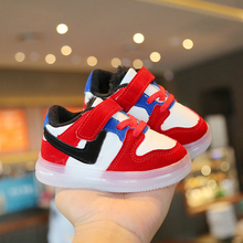 Classic Fashion Infant Tennis Casual Walking Baby Boys Girls Shoes Cool Breathable Sports Baby First Walkers Toddlers