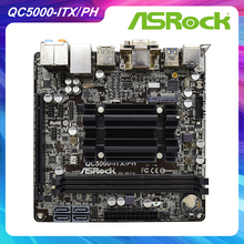 QC5000-ITX/PH para ASRock escritorio placa base AMD Mini ITX DDR3 USB 2,0 USB 3,1 SATA3 placa base utilizada