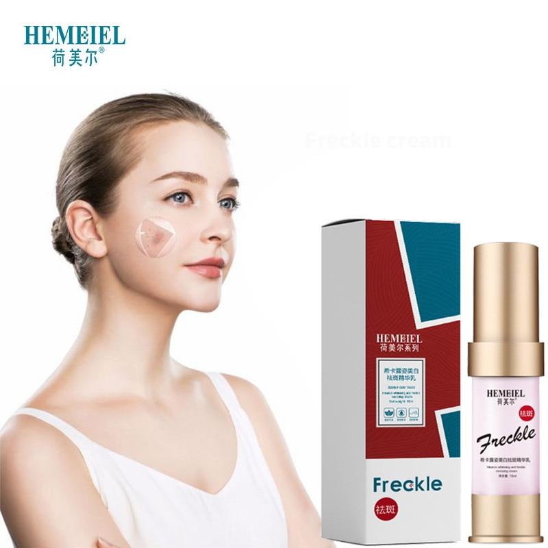 HEMEIEL Strong Powerful Whitening Freckle Cream Remove Melasma Acne Spots Melanin Lightening Moisturizing Skin Care Face Cream