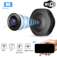 Mini WiFi Camera/DV, Wireless HD 1080P Portable Home Security Small Cam with Motion Activated/Night Vision(China)