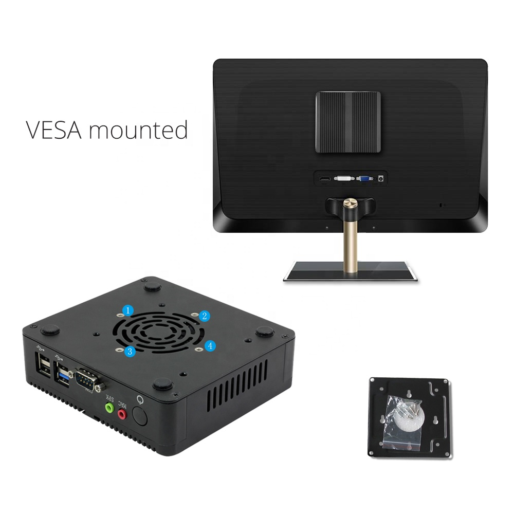 Industrial Embedded Box Mini PC
