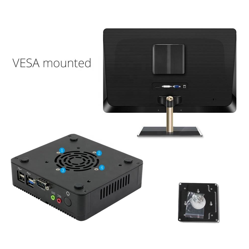 Industrial Embedded Box Mini PC