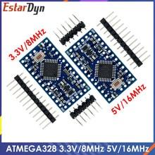 ATMEGA328P Pro Mini 328 Mini ATMEGA328 5V/16MHz ATMEGA328 3.3V 8MHz for Arduino Development board