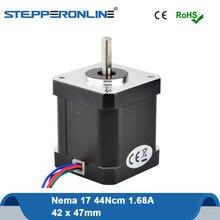 Nema Stepper Motor-42x47mm 3d-Printer 17-Motor 4-Lead for 44ncm