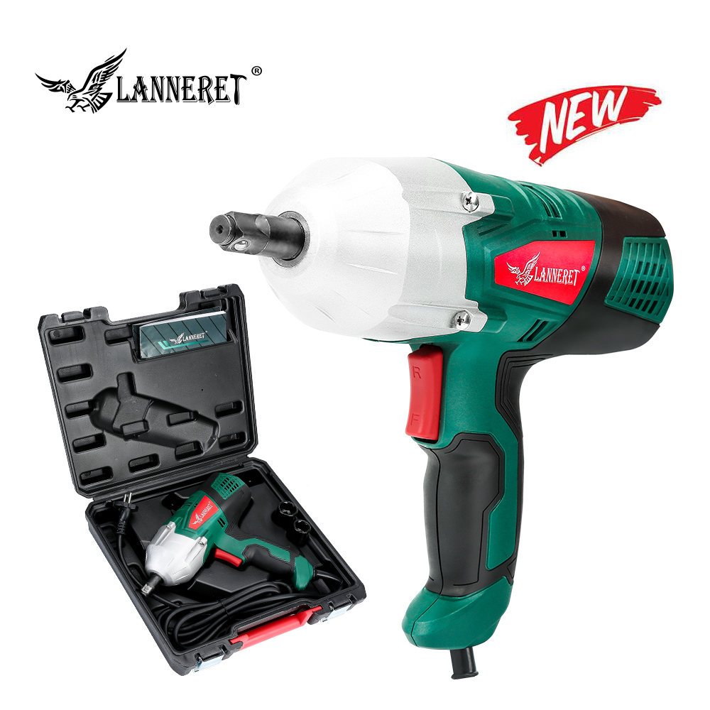 LANNERET 450W Electric Wrench Corded 1/2
