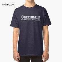 Comunidade de greendale comunidade faculdade t-shirt comunidade série programa de tv greendale comunidade faculdade troy abed
