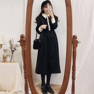 2019 Spring Winter Basic Dress