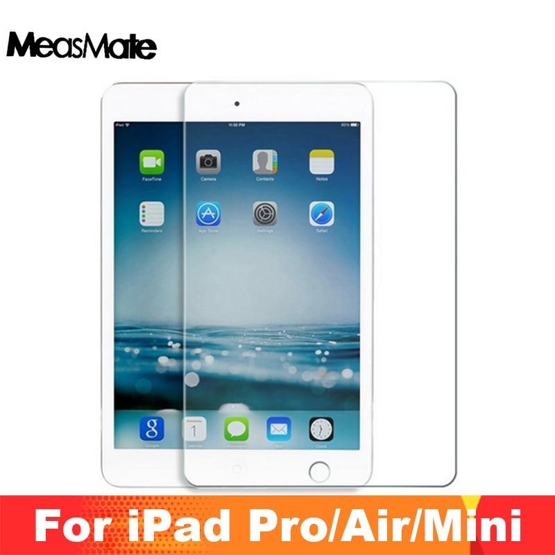 9H Premium Screen Protector for iPad mini 2 3 4 Tempered Glass For iPad Pro 10.5 Screen Protect For iPad Air 2 ipad   97
