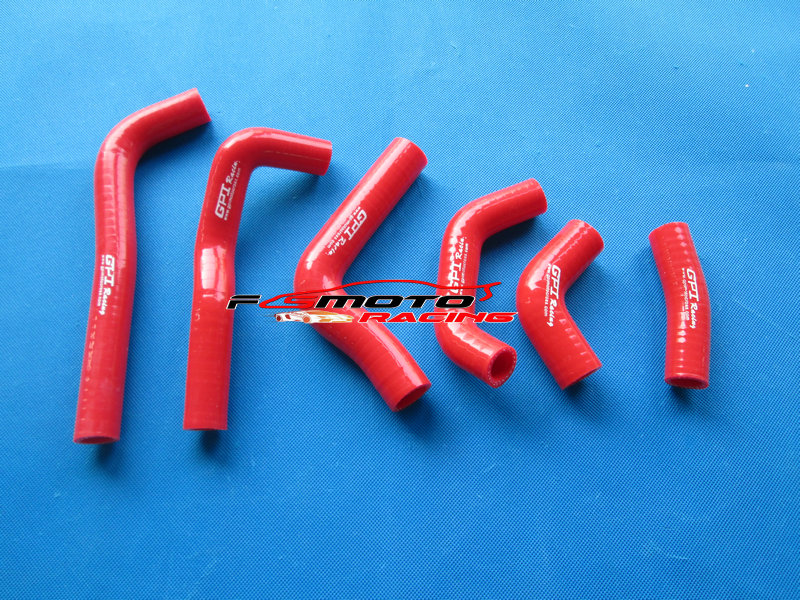 New Silicone Mangueira Do Radiador Para HONDA CRF450 CRF450R CRF 450 R 2002 2003 2004 02 03 04