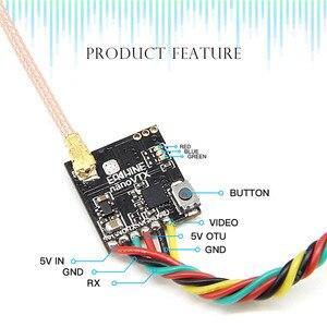 Image 3 - VTX 5,8 GHz 48CH 25/ 100/200/400mW Umschaltbar FPV Sender Unterstützung OSD/Pitmode/IRC tramp