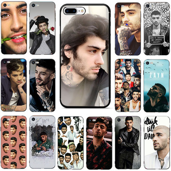 Zayn Malik One Direction TPU Soft Black Phone Cases For iPhone 8 7 6 6S Plus X XS MAX 5 5S SE XR 2020 11 11pro max Cover Shells image