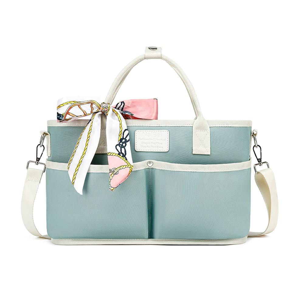 Portable Nursing Baby Handbag Large Capacity Waterproof Stroller Mommy Backpack Maternity Mummy Travel Bag Baby diaper bag