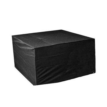 45x40x25cm drukarka nylonowa kurz kurz obudowa ochronna krzesło obrus do drukarki 3D dla Epson Workforce WF-3620 tanie i dobre opinie Nowoczesne Poliester bawełna Black Polyester Fiber Dust Cover Cloth