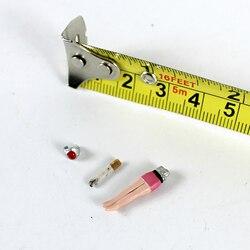 Mnotht 1/6 skala Mini Cigar papieros pierścień zapalniczki Model dla 12in figurka Phicen JIAOUL Doll scena akcesoria