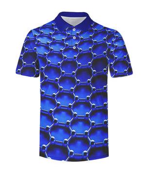 WAMNI 3D koszulka Polo dorywczo ubranie sportowe tenis T koszula skręcić w dół kołnierz Raglan mężczyzna Harajuku wysokiej jakości przycisk Polo tanie i dobre opinie Krótki Poliester Pasuje prawda na wymiar weź swój normalny rozmiar Oddychające Sport Casual XXS-6XL Turn-down Collar