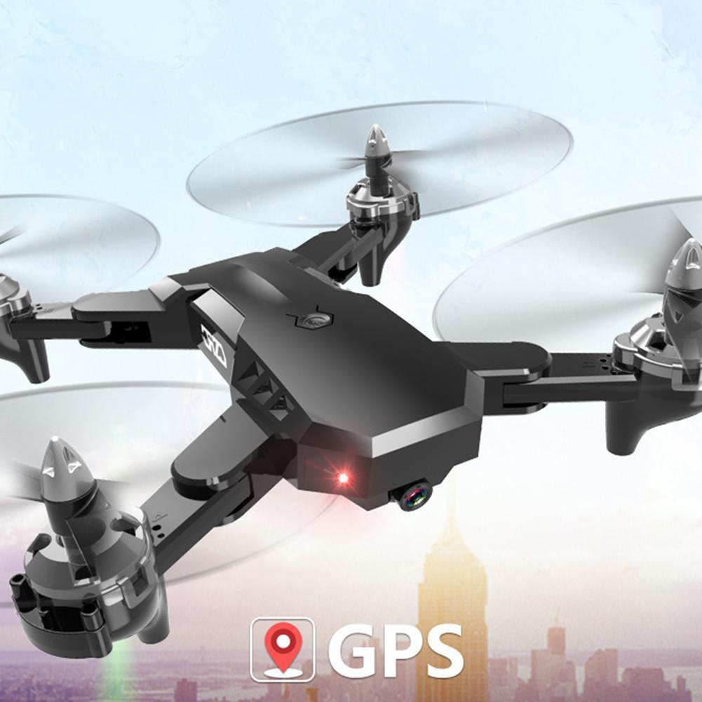 4K складной Дрон с GPS аэрофотосъемка двойная интеллектуальная точность позиционирования возврат четырехосный CS-7 пульт дистанционного упра...