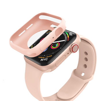 Case Strap For Apple Watch band 6 44/40mm iWatch 42mm 38mm bumper Screen Protector cover apple watch series 5 4 3 2 1