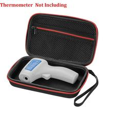 DishyKooker Forehead Thermometer Storage Bag Infrared Thermometer Storage Pouch