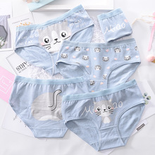 5pcs one lot mix model  Underwear Kids Panties Girl 1064