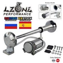 Universal 17 polegada 150db alto chifre de ar do carro 12v 180 hertz único compressor trompete bocina para caminhões carros automóveis lb10