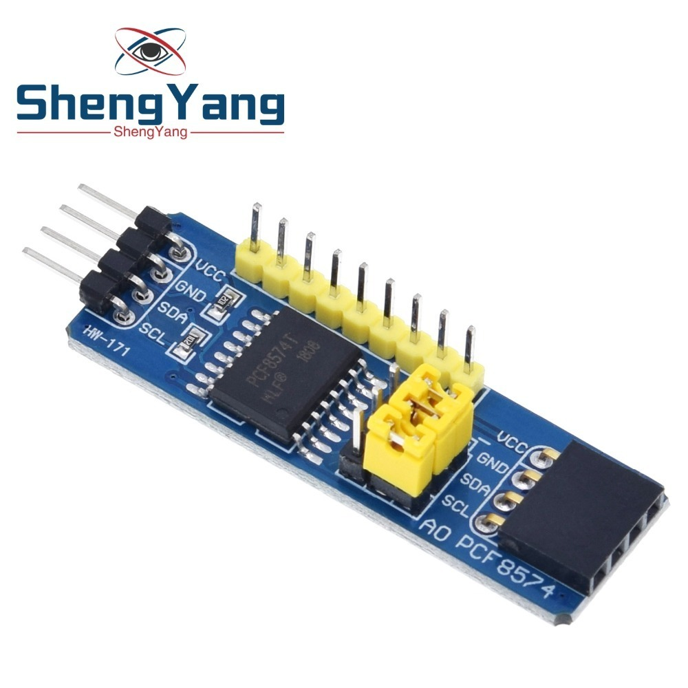 10pcs//lot PCF8574 IO Expansion Board I2C-Bus Evaluation Development Module