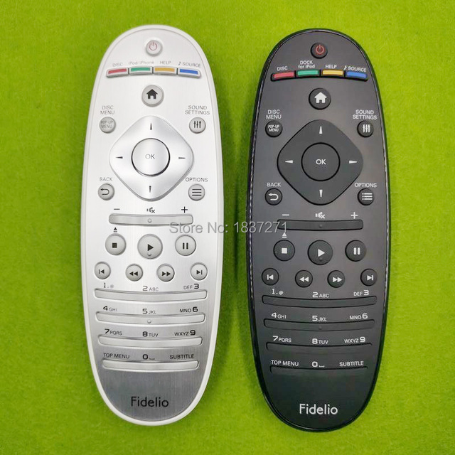 Original remote control for philips HTS7140 HTS9140 HTS9520 HTS8562 HTB7590KD HTB9550D HTB5151K HTS5131 HTB7530KD Home Theater