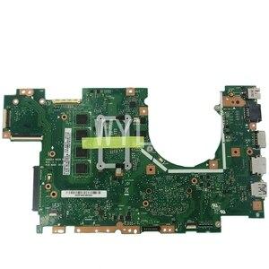 X502CA материнская плата I5-3317CPU 4 Гб ОЗУ для ASUS X502C X402C F402 X402CA X502CA материнская плата для ноутбука X402CA X502CA материнская плата Тест ОК