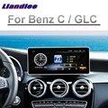 Для Mercedes Benz MB GLC Class 2015 2016 2017 2018 Liislee NAVI автомобильный мультимедийный плеер 4G RAM CarPlay радио GPS MapsNavigation