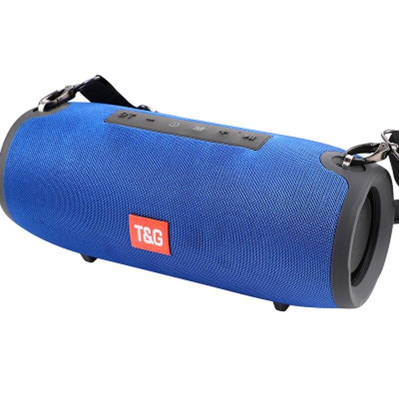 Haut-parleur Portable 40W Bluetooth haut-parleur colonne haut-parleurs d'ordinateur boîte de flèche avec Radio FM Aux TF Subwoofer 4 fois TG117 - 5