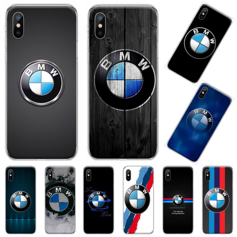 BMW Cool sports car Phone Case For iphone 12 5 5s 5c se 6 6s 7 8 plus x xs xr 11 pro max image