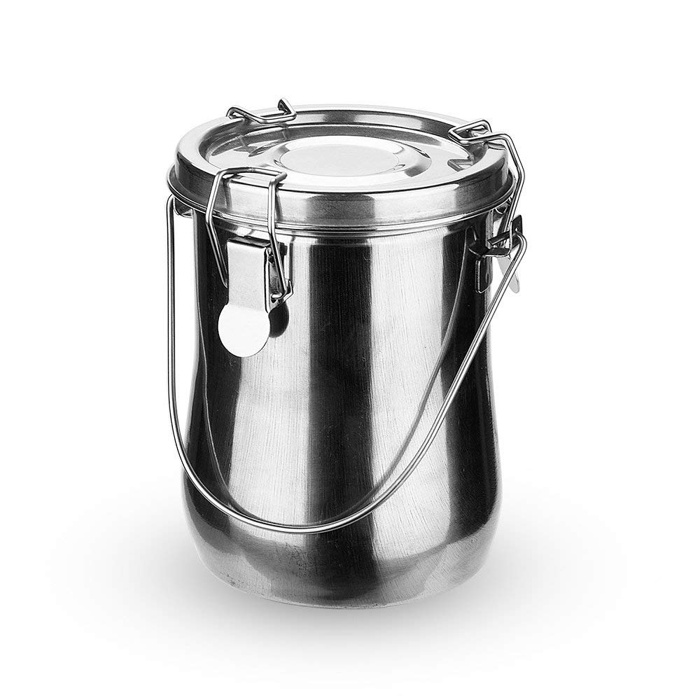 Arrtx Stainless Steel Paint Brush Washer Cleaner Artist Portable Painting Brush Washing Bucket Wash Pen Pot