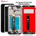 תצוגה עבור Huawei Y5 לייט 2018 Lcd מסך מגע החלפת Digitizer עבור Huawei Y5 לייט DRA-LX5 תצוגת נבדק טלפון מסך