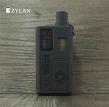 ZYLAN Hot Sale Fashion Rubber Case Silicone Case Cover Shell for Smoant Knight 80 80W Kit Pod Vape(China)