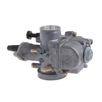 Hot Universal Motorcycle 30mm Carburetor For Keihin Carb PWK Mikuni With Power Jet Drop shipping