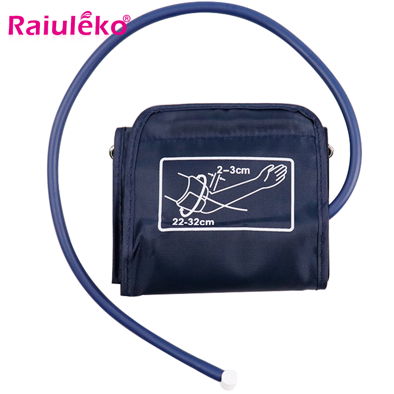 22-32cm&22-48cm large adult blood pressure cuff for arm blood pressure monitor meter tonometer sphygmomanometer(China)