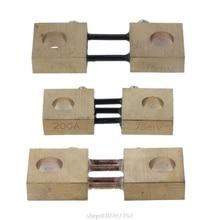 Inverter Welder Current DC FL19 Copper-Material Shunt 75mv A13 21 100/200/300a