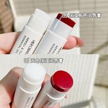 3PCS/LOT Matte Velvet Lipstick Waterproof Long Lasting Lipstick Sexy Batom Moisturizer Plant Lip Balm Makeup Lip Gloss Cosmetic