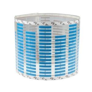 Image 3 - Car Blue LED Music Rhythm Flash Light Sound Activated Sensor Led Equalizer Car Rear Windshield Sticker Styling Neon Lamp Kit