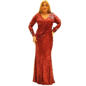 Image 1 - African Dresses For Women Africa Clothing Muslim Long Dress High Quality Fashion African Dress For Lady