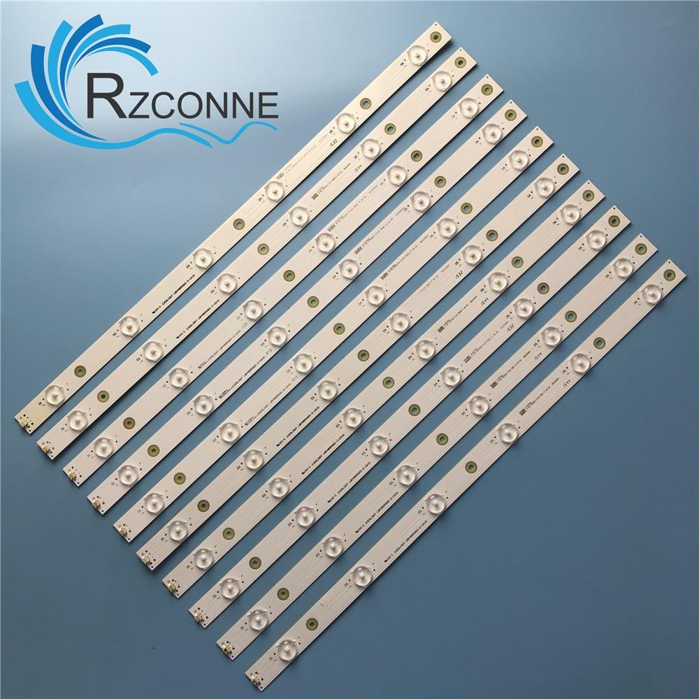 LED Backlight Strip 6 Lamps For Hisense 48
